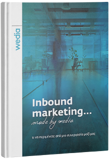 Inbound Marketing made by wedia (eBook)