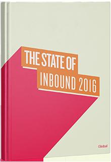 State of Inbound 2016 - eBook